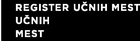 Centralni register učnih mest